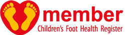 Childrens Foot Health Member