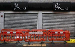 BHS Closing Down