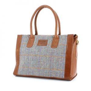 Shetland Tweed Handbag