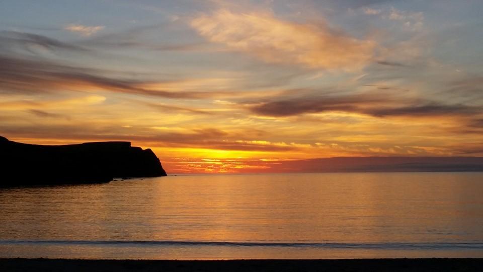 Shetland Sunset