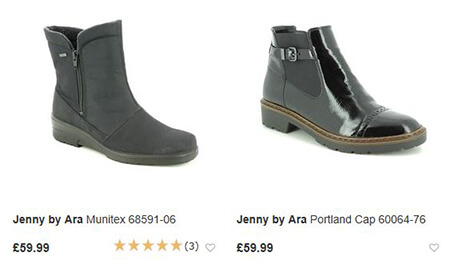 Jenny by Ara Shoes
