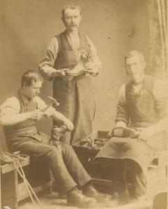 Alexander Begg 1870