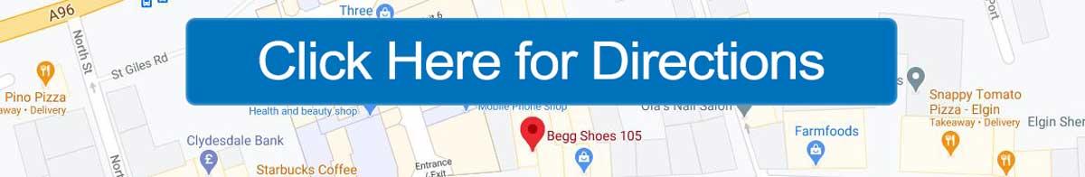 Get Directions for Begg Shoes 105 Elgin on Google Maps