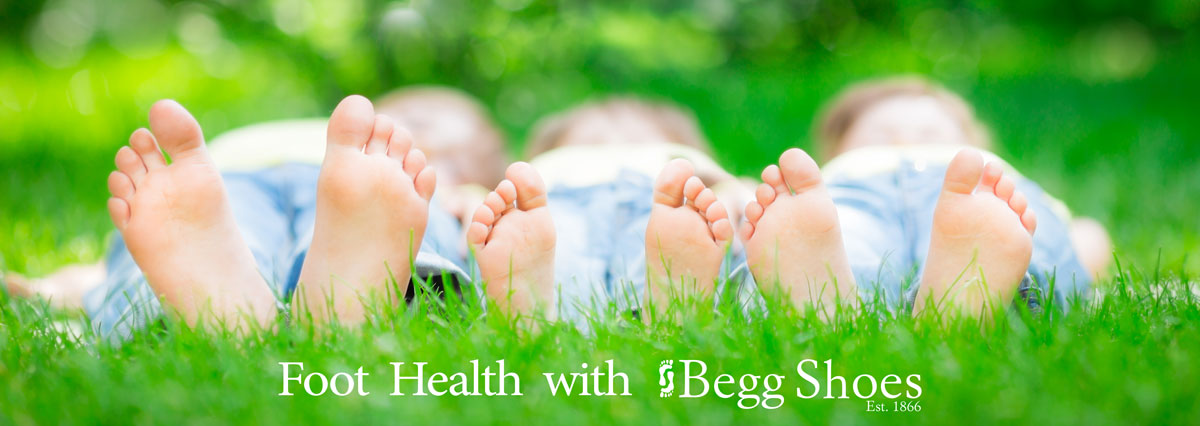 Foot Health with Begg Shoes