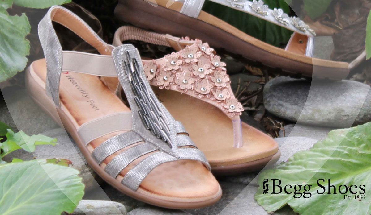 Heavenly Feet Sandals