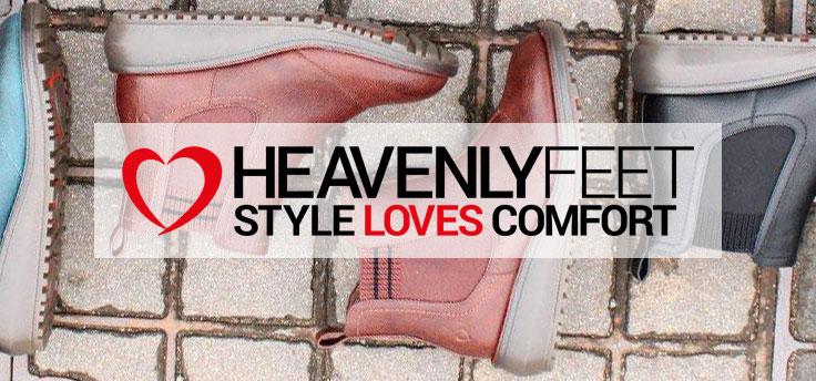 Heavenly Feet Shoes