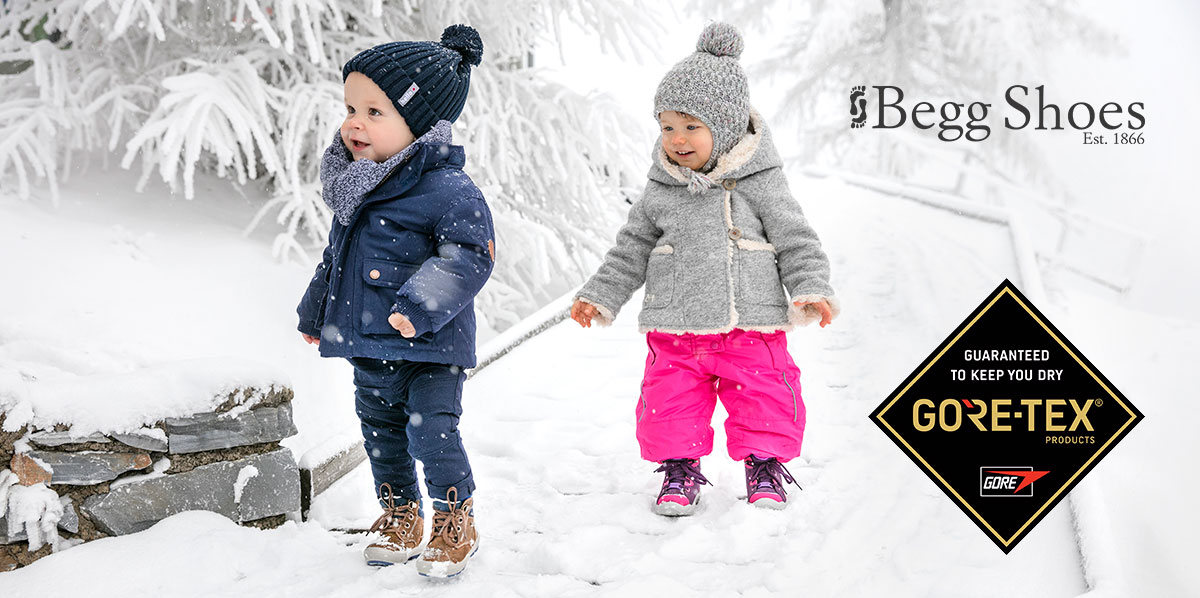 Kids Gore-Tex Boots