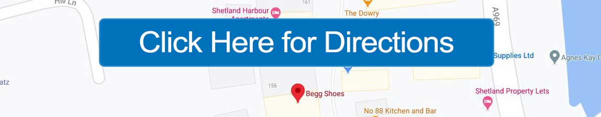 Get Directions for Begg Shoes Lerwick on Google Maps