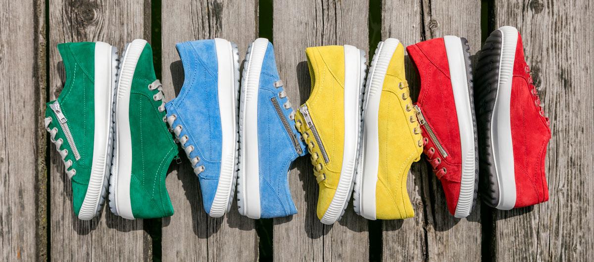 Legero Comfort Lacing Shoes