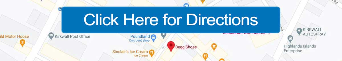 Begg Shoes Kirkwall Get Directions on Google Maps