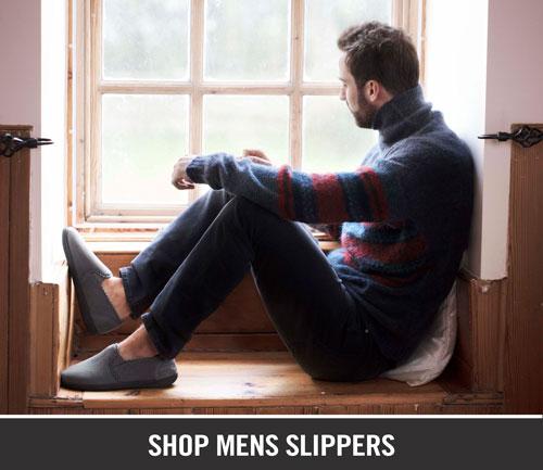 Padders Mens Slippers
