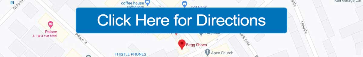 Get Directions for Begg Shoes Peterhead in Google Maps