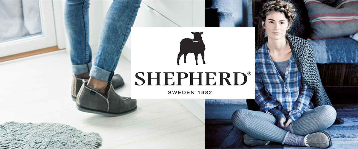 Shepherds of Sweden Slippers