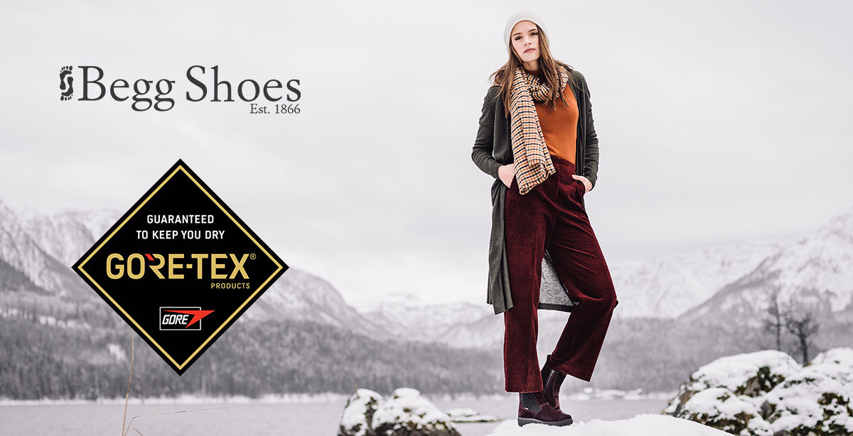 Womens Gore-Tex Boots