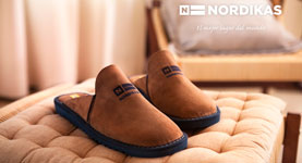 Nordika's Slippers