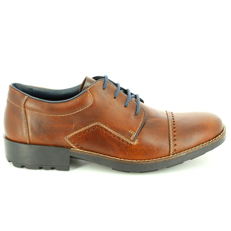 brown mens shoe