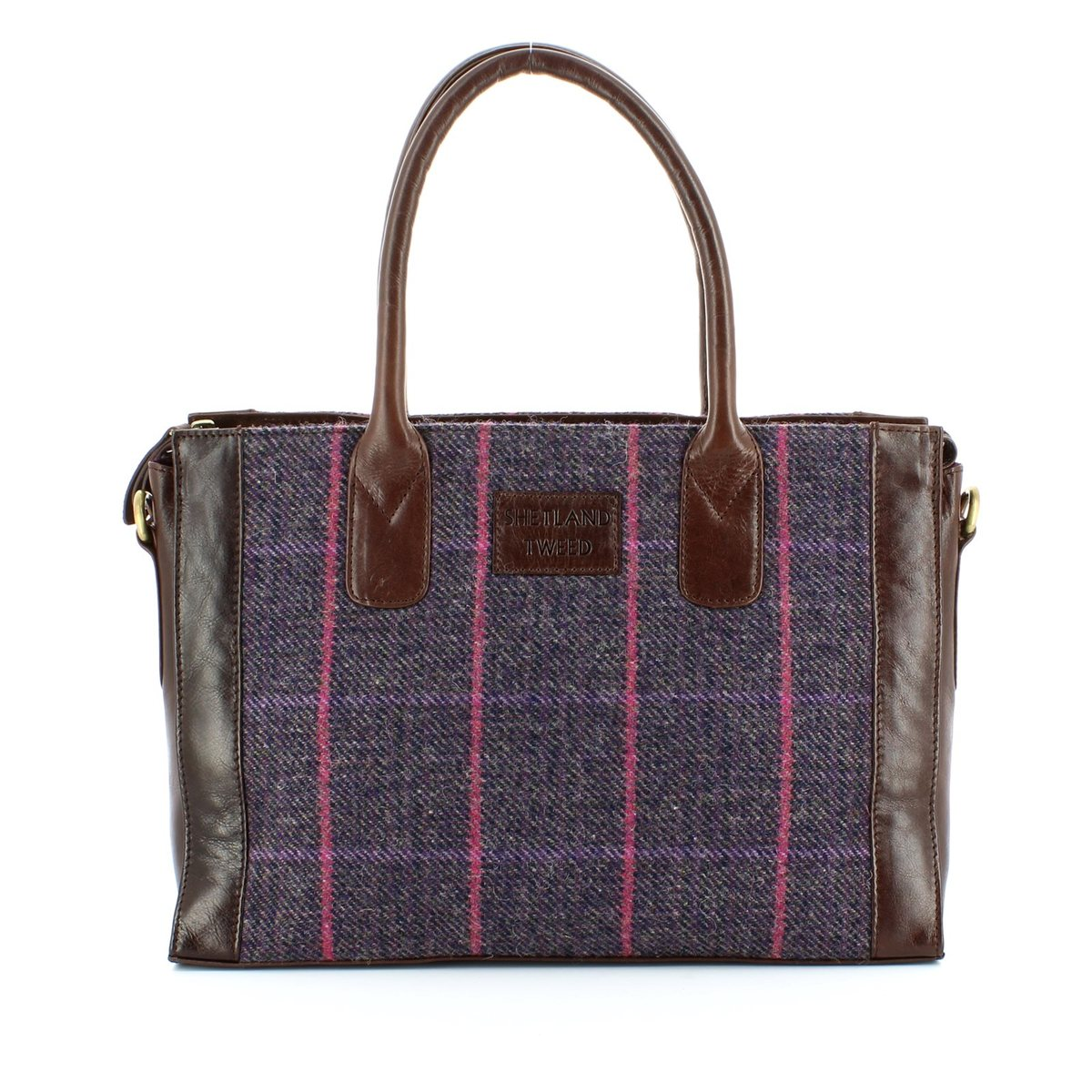 New Shetland Tweed Handbag – Now In!