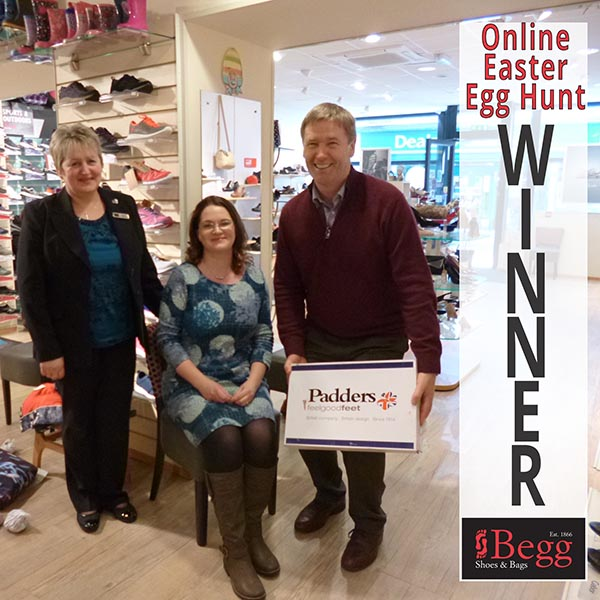 Easter competition winner