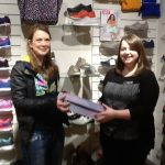 Sheila Stirton - Skechers Winner
