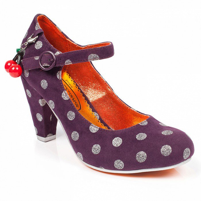 Purple Irregular Choice