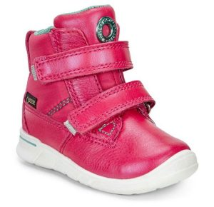 Pink Ecco Boots