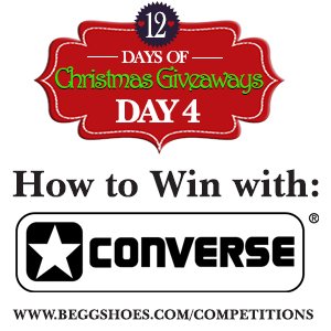 Win Converse Trainers