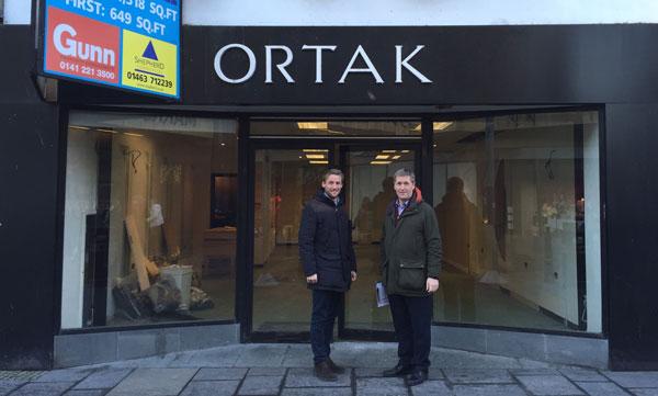 New Inverness Shoe Shop