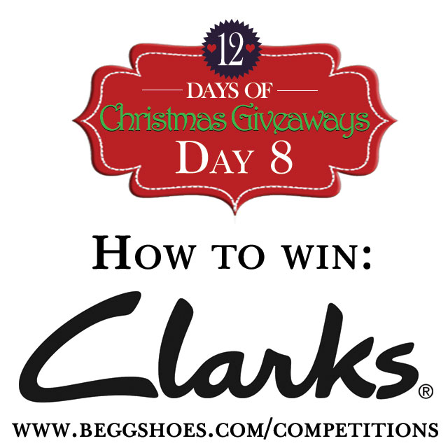 win clarks shoes