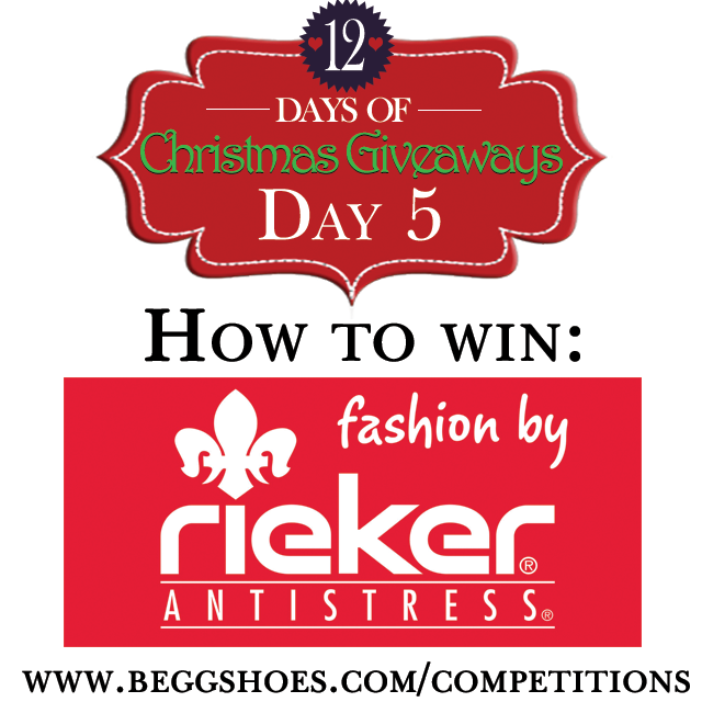 Win Rieker Shoes