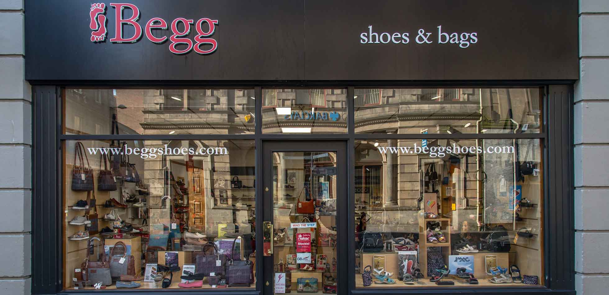 Inverness Shoe Shop Tour