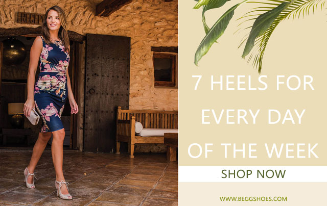 7 Heels for Every Day of the Week