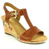 Gabor Wedge heels