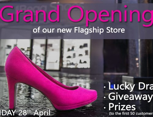 Grand Opening Inverness Shoe Shop
