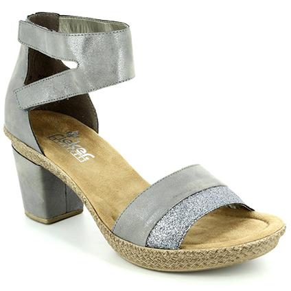 Rieker Heeled Sandals