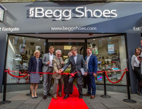 Opening Night of new Begg Shoes