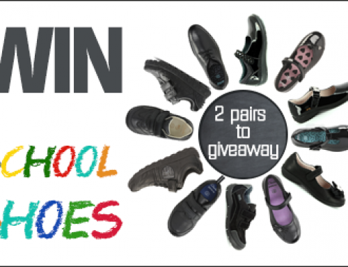 Win School Shoes | 2 pairs to giveaway