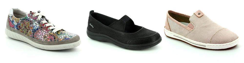 shoes for a city break