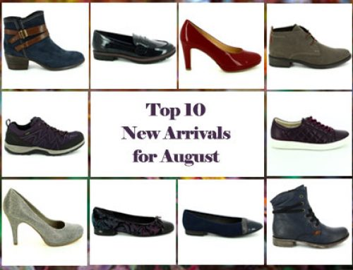 Top Shoes – August 2017