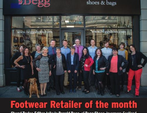 Footwear Retailer of the Month – August 2017