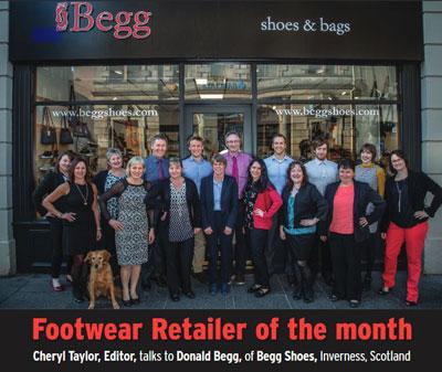 Footwear Retailer