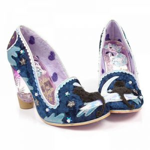 Irregular Choice Stars at Night Heels