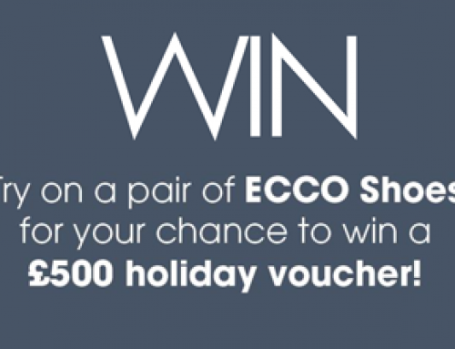 ECCO Competition – Win £500 in holiday vouchers