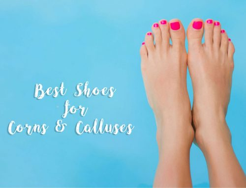 Best shoes for corns & calluses