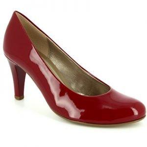 Gabor Lavender Red High Heels