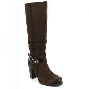 Marco Tozzi Long Brown Boots