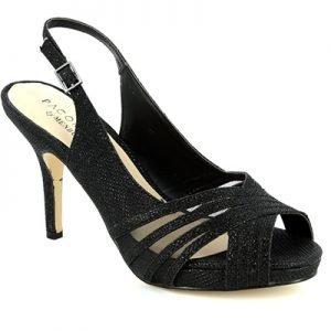 Menbur Black High Heels