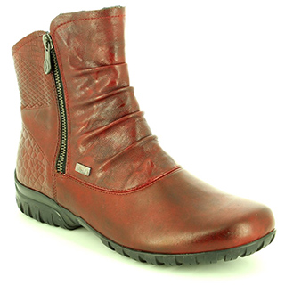 Rieker tan boots