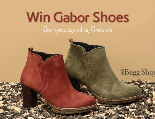 Win Gabor Shoes – for you and a friend