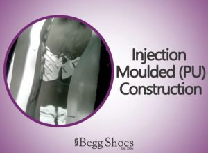 Injection Moulded Shoes