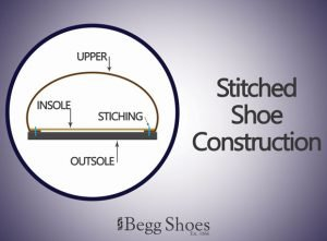 Stitched Shoe Construction